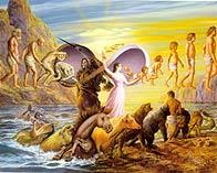 Der ewige Kreislauf von Geburt und Tod