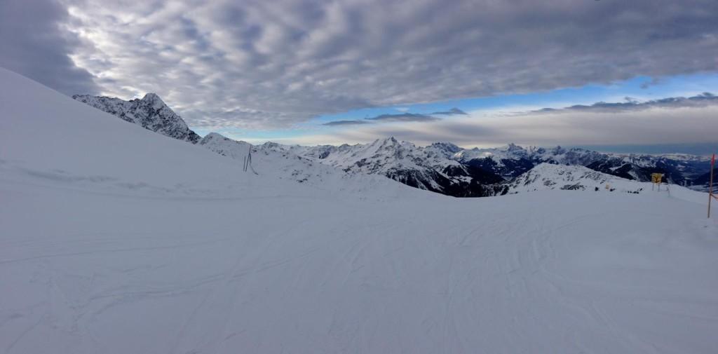 Sonnenkopf Panorama am #offlineDay