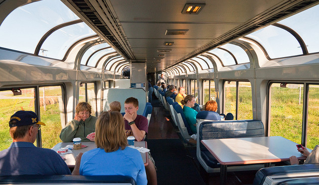 Amtrak Panorama - Photo von Lee Rentz