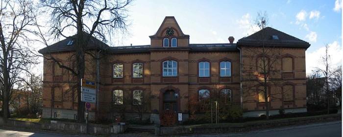 Altbau Feintechnikschule Schwenningen - Foto Wikipedia