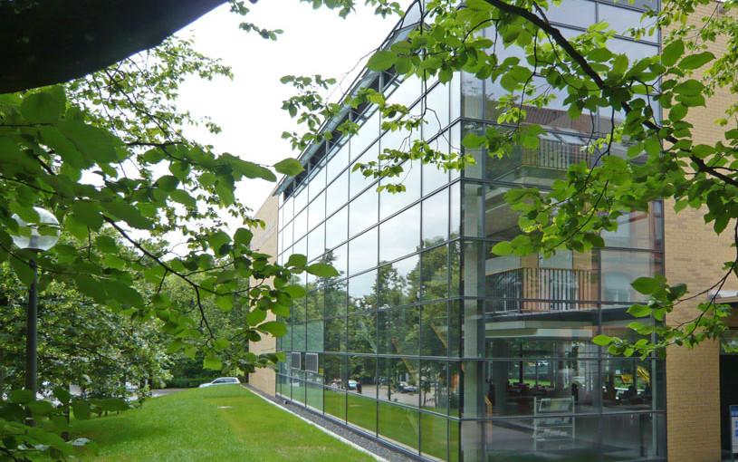 Neubau Feintechnikschule Schwenningen - Foto http://www.ktl-architekten.de/