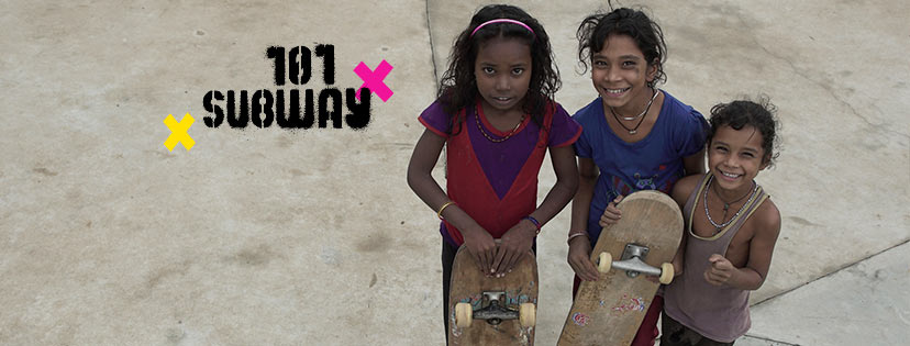 Skateboarding against untouchability and gender inequality